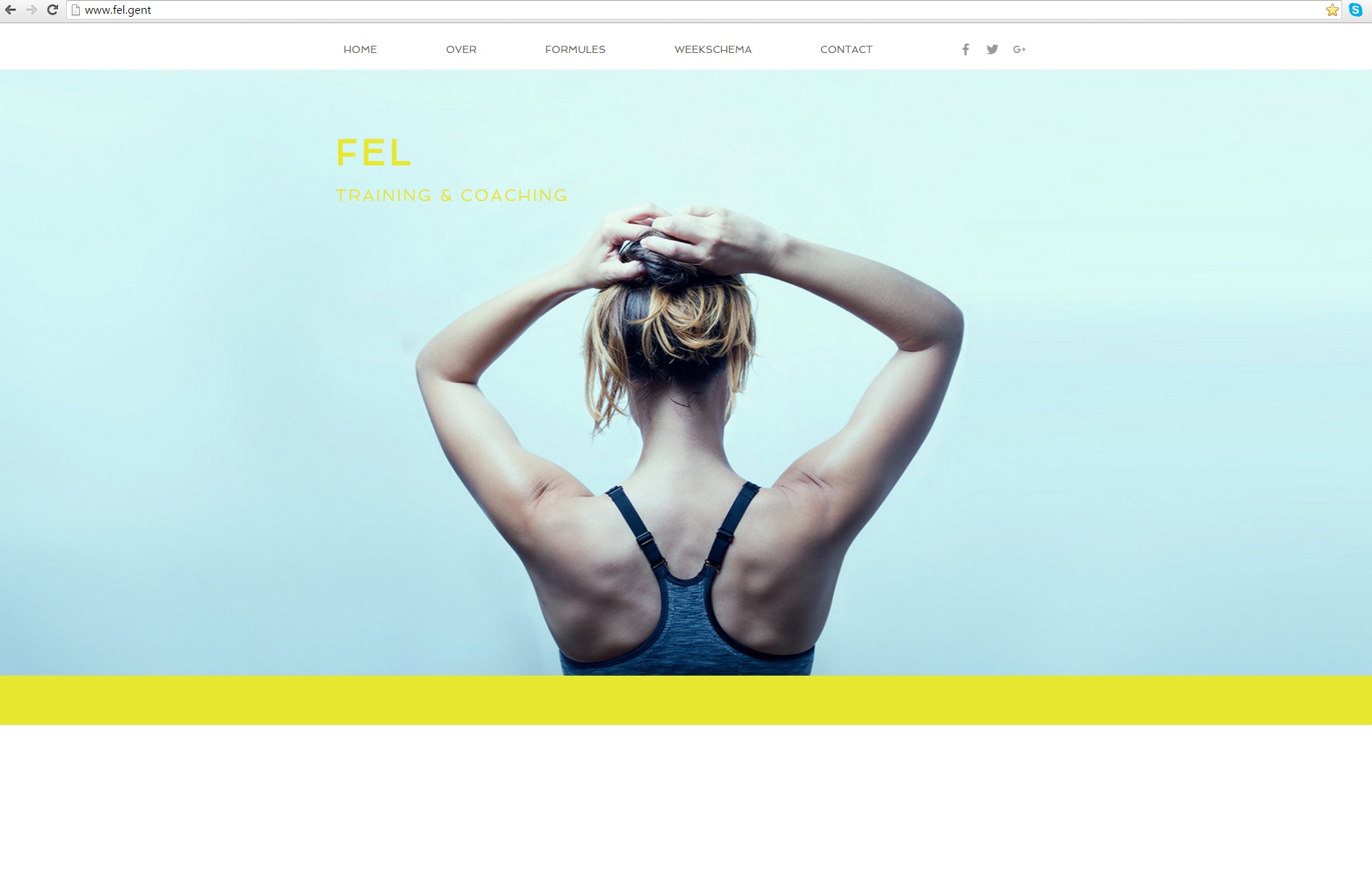 FEL | Training & Coaching